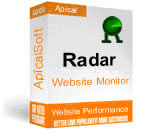 Radar Website Monitor boxshot